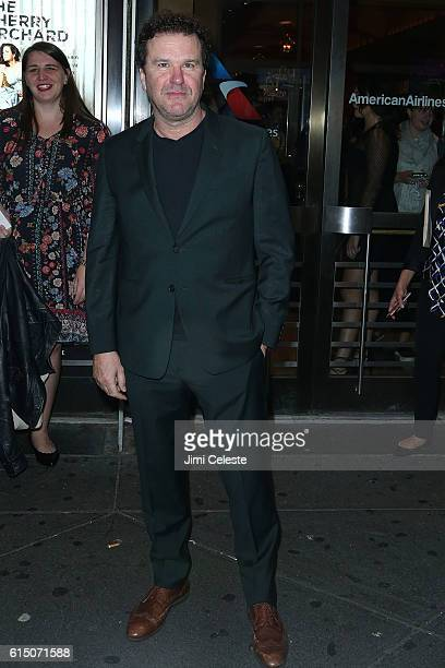 Douglas Hodge attends Roundabout Theatre Company Broadway Opening Night of The Cherry Orchard at American Airlines Theatre on October 16 2016 in New...
