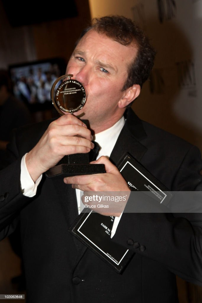 Douglas Hodge attends the 64th Annual Tony Awards at Radio City Music Hall on June 13, 2010 in New York City.