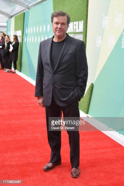 Douglas Hodge attends the European Premiere of The Report during the 63rd BFI London Film Festival at Embankment Gardens Cinema on October 5 2019 in...