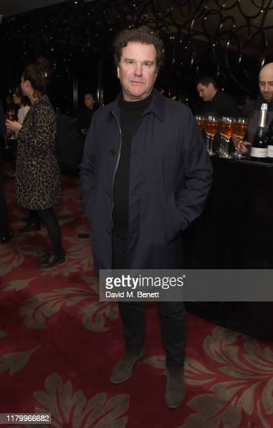 Douglas Hodge attends the press night after party for Death Of A Salesman at The May Fair Hotel on November 4 2019 in London England