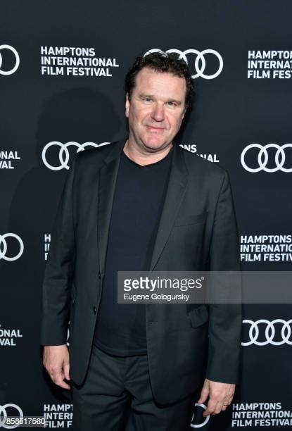 Douglas Hodge attends the red carpet for Wanderland at UA4 East Hampton Cinema 6 during Hamptons International Film Festival 2017 Day Two on October...