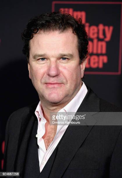Douglas Hodge attends the Red Sparrow New York Premiere at Alice Tully Hall at Lincoln Center on February 26 2018 in New York City