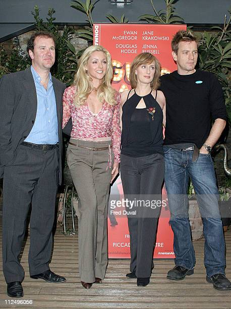 Douglas Hodge Jane Krakowski Ewan McGregor and Jenna Russell
