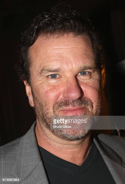 Douglas Hodge poses at The Opening Night of The New Irving Berlin Musical Holiday Inn on Broadway at Studio 54 on October 6 2016 in New York City