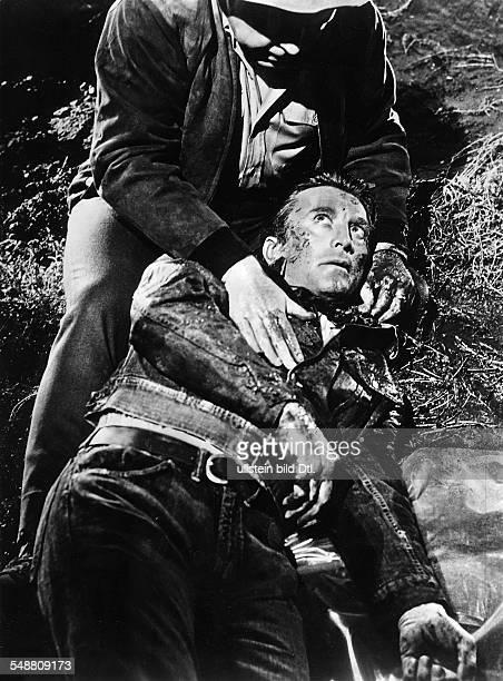 Douglas Kirk * Schauspieler USA in dem Film 'Einsam sind die Tapferen' USA 1961