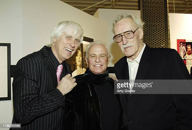 Douglas Kirkland, Michael Childers and William Claxton