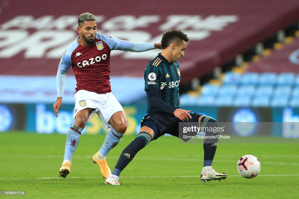 Aston Villa v Leeds United - Premier League : News Photo