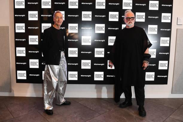 GBR: Graduate Fashion Week - Awards Ceremony - LFW September 2020