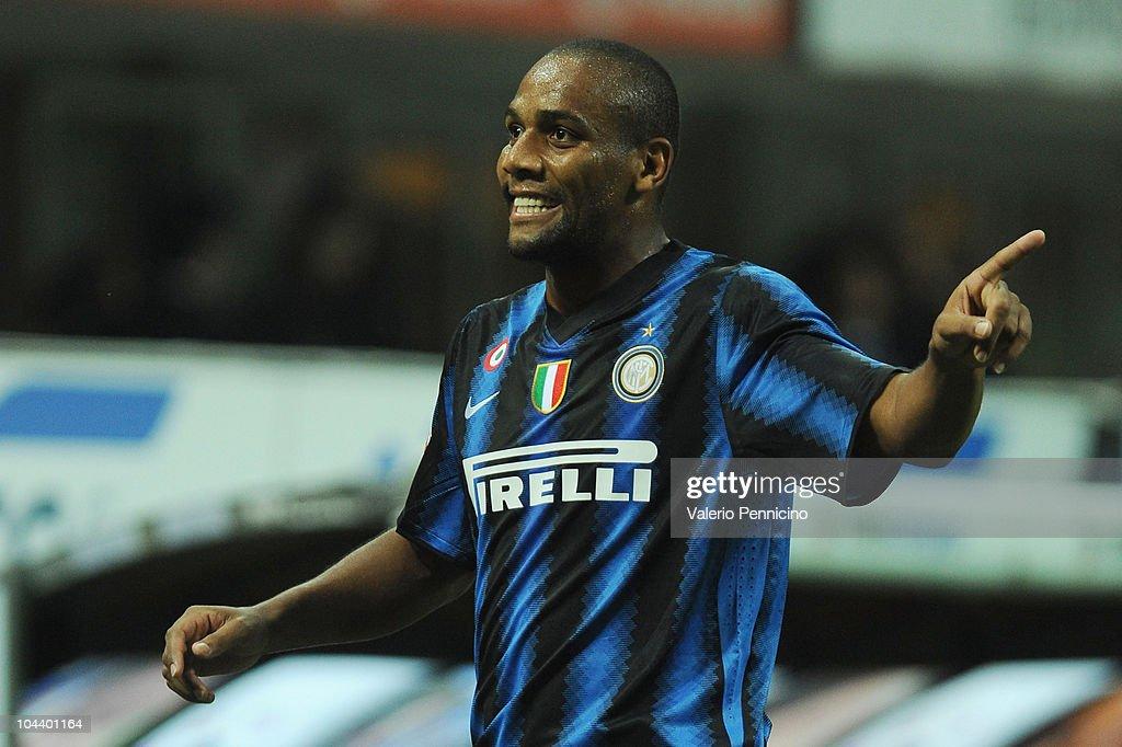 FC Internazionale Milano v AS Bari - Serie A