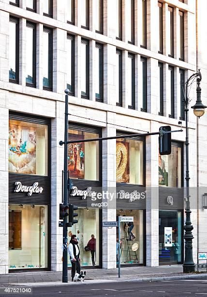 Douglas perfumery in Berlin