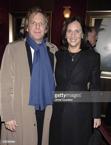 Douglas Wick and Lucy Fisher during 'Memoirs of a Geisha' New York City Premiere Inside Arrivals at Ziegfeld Theater in New York City New York United...