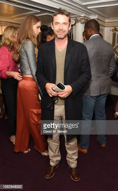Dougray Scott attends the English National Opera production of 'Porgy Bess' at London Coliseum on October 24 2018 in London England