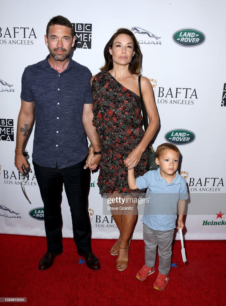 BAFTA Los Angeles + BBC America TV Tea Party 2018 - Arrivals : News Photo