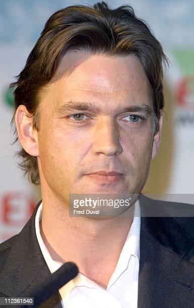 Dougray Scott during 2003 Empire Awards at Dorchester Hotel in London Great Britain