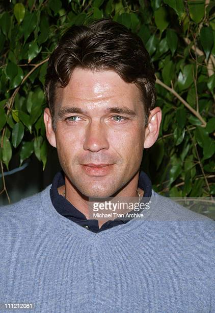 Dougray Scott during Golf Digest 2006 Celebrity Invitational to Support the Prostate Cancer Foundation at Wilshire Country Club in Los Angeles...