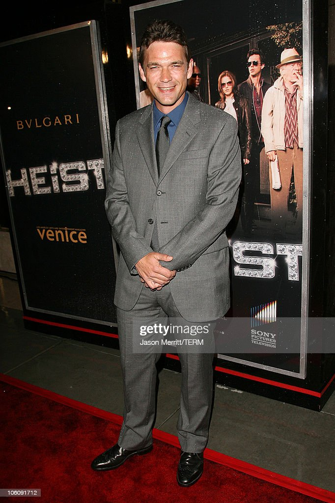 "NBC's ""Heist"" Premiere - Arrivals"