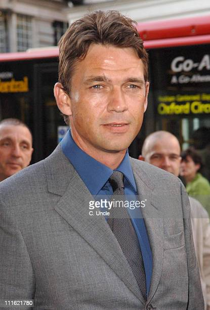 Dougray Scott during Things To Do Before You're 30 London VIP Screening Outside Arrivals at Apollo West End Cinema in London Great Britain