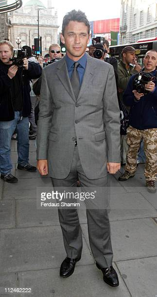 Dougray Scott during Things To Do Before You're 30 VIP Screening at The Apollo Cinema in London Great Britain