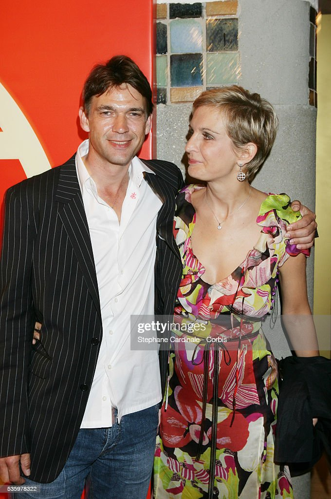 Dougrey Scott, Melita Toscan du Plantier at the 'Cartier Party' at the 31st American Deauville Film Festival.
