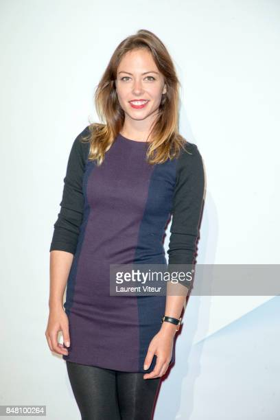 Dounia Coesens attends Closing Ceremony during 19th Festival of TV Fiction at La Rochelle on September 16 2017 in La Rochelle France
