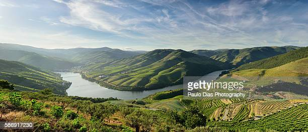 Douro river panorama