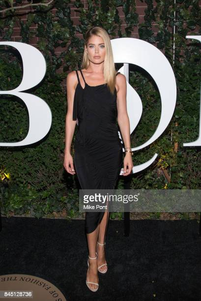 Doutzen Kroes attends the 2017 BoF 500 Gala at Public Hotel on September 9 2017 in New York City