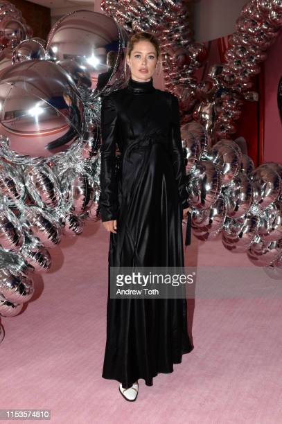 Doutzen Kroes attends the CFDA Fashion Awards on June 03 2019 in New York City