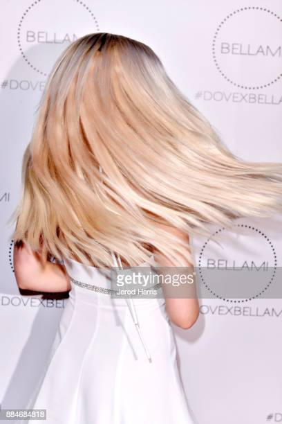 Dove Cameron attends Dove Cameron x BELLAMI Launch Party at Unici Casa Gallery on December 2 2017 in Culver City California