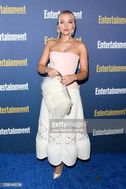 Dove Cameron attends Entertainment Weekly Pre-SAG Celebration at Chateau Marmont on January 18, 2020 in Los Angeles, California.