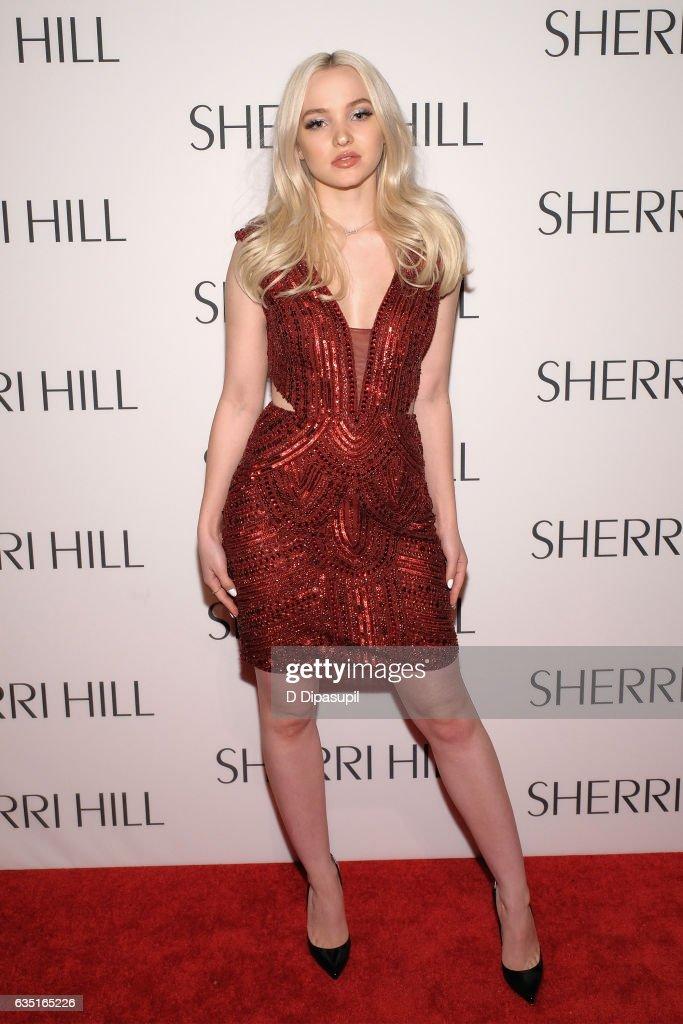 Sherri Hill - Arrivals - February 2017 - New York Fashion Week