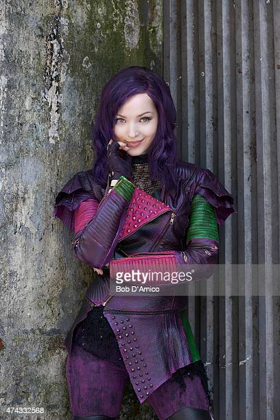 DESCENDANTS Dove Cameron stars as Mal on Disney Channel's original movie Descendants