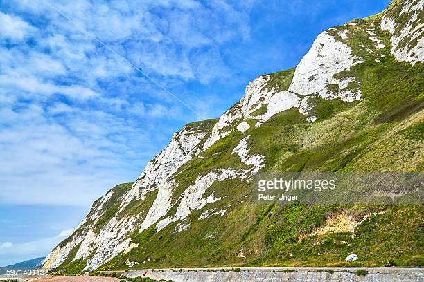 Dover cliffs, England