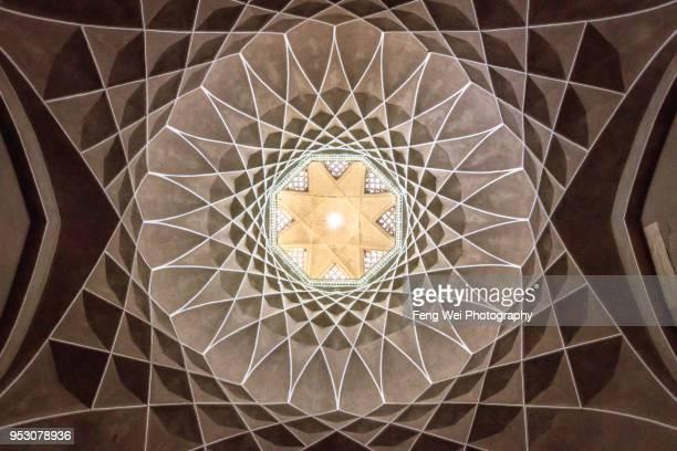 Dowlat Abad Garden, Yazd, Iran