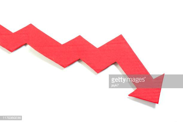 down arrow - arrow stock photos and pictures