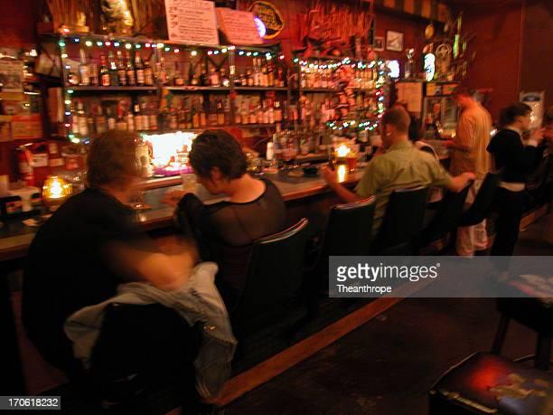 Down At The Bar