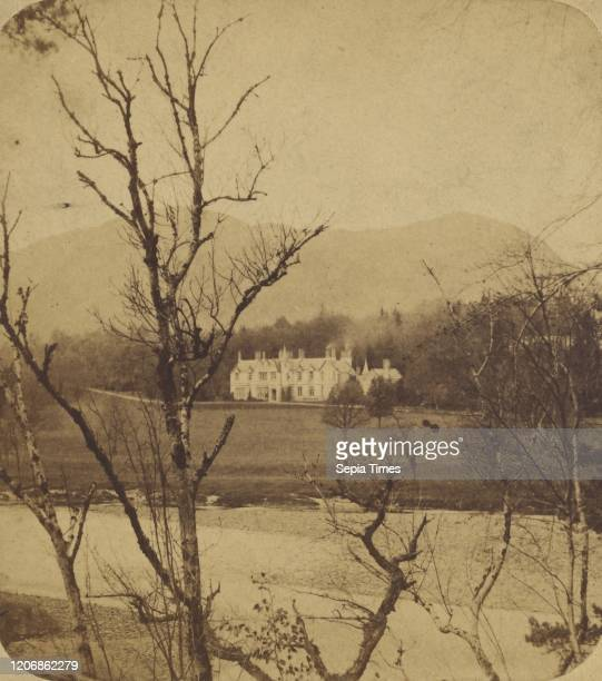 Down by the Tummel...the Banks o' the Garry, Faskllay House At the junction of the Tummel and Gary, Seat of Archibald Butter., James Valentine ,...