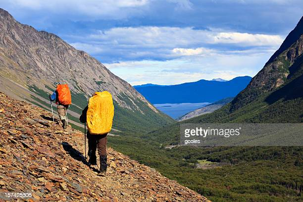 down the trail - wide stock pictures, royalty-free photos & images