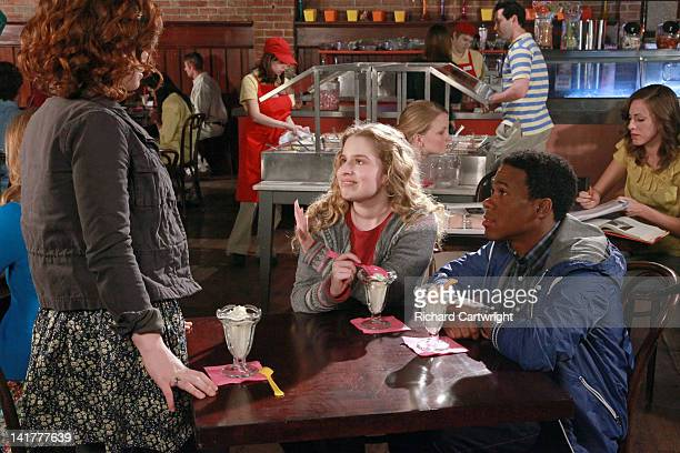 SUBURGATORY 'Down Time' When Dallas's divorce is finalized George becomes concerned and includes her in a shopping trip with Noah to buy a new...