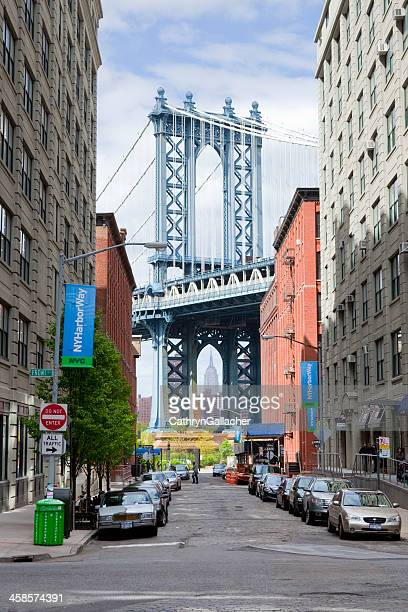 Down Under the Manhattan Bridge Overpass (DUMBO)