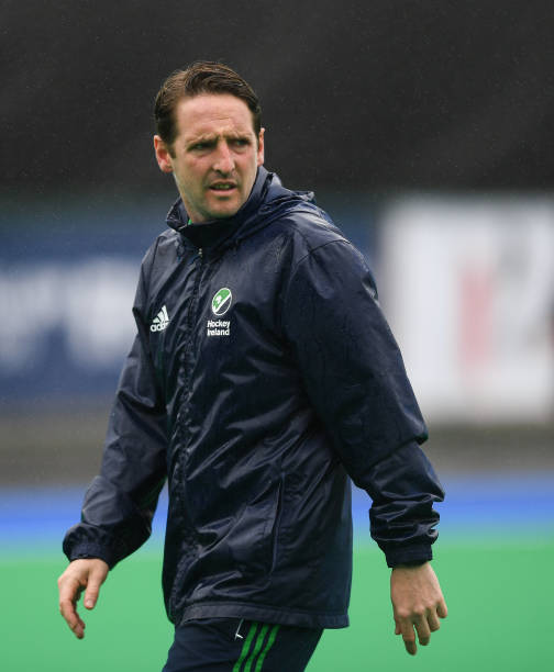 GBR: Ireland v Czech Republic - FIH World Hockey Series semi-finals
