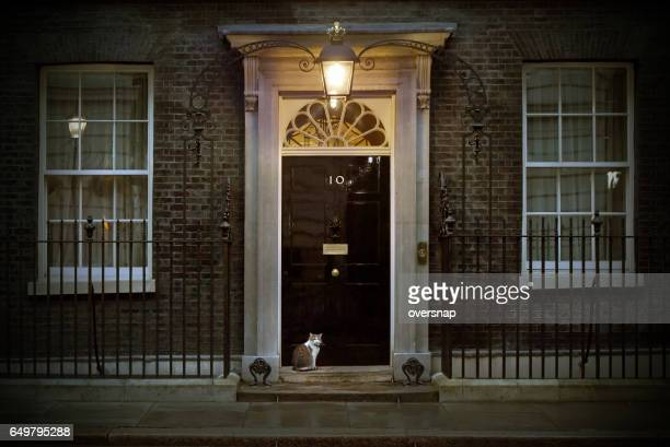 downing street - prime minister stock pictures, royalty-free photos & images