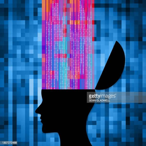download data head - data stock pictures, royalty-free photos & images