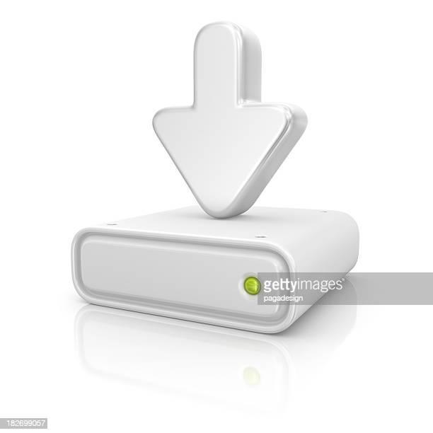 download-Symbol