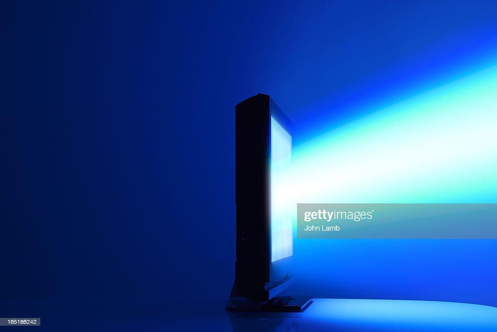 TV download : Stock Photo