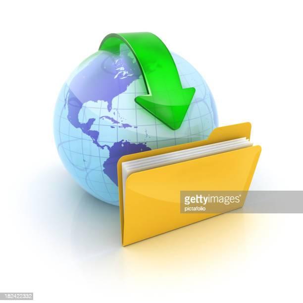 Télécharger le partage de fichiers