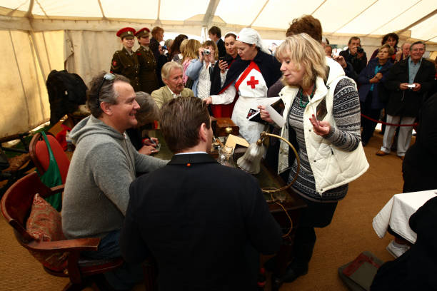 Heroes At Highclere Charity Auction