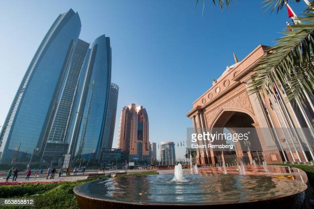Downtown Abu Dhabi