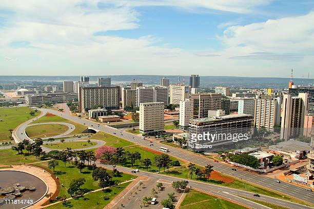 Downtown Brasilia
