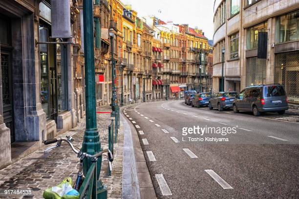 downtown brussels, belgium - capital region stock pictures, royalty-free photos & images