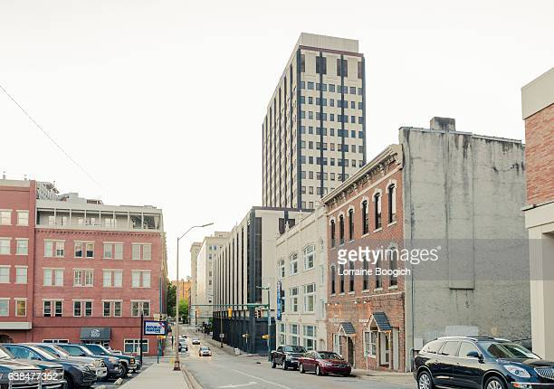 Downtown Chattanooga Tennessee Office Buildings Southern Architecture USA